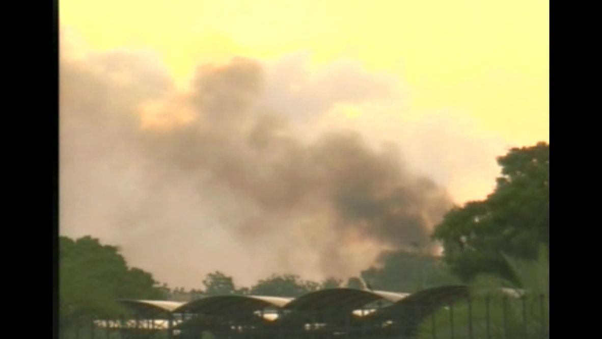 Pakistan: Karachi Airport in shock after attack