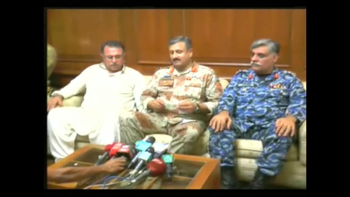 Pakistan: Seven ASF soldiers killed in Karachi