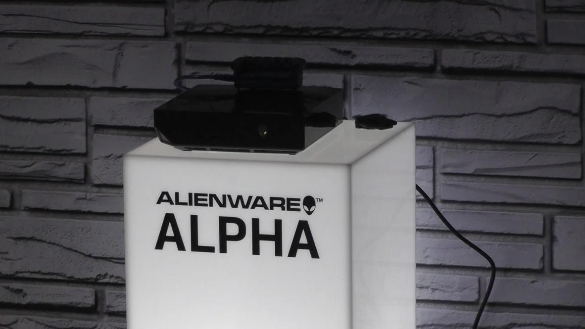 USA: Alienware Alpha 'Steam Machine' wows at E3 2014