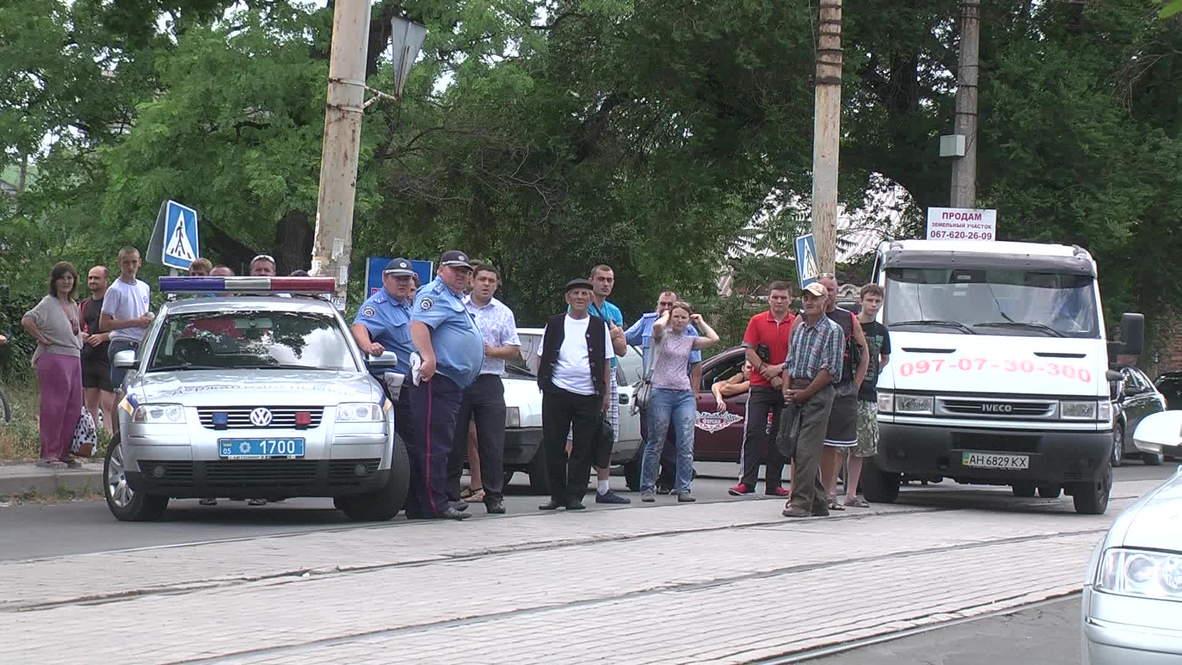 Ukraine: Mariupol in lockdown after fatal convoy attack