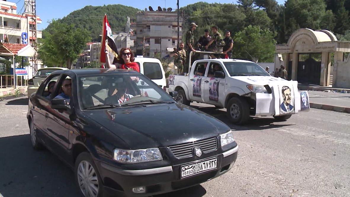 Syria: Kassab residents return to their devastated homes