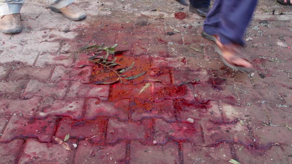 Iraq: Suicide bomb strikes Kirkuk arms market