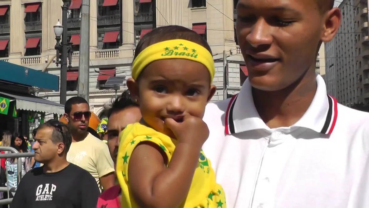 Brazil: Meet Brazil's cutest fans