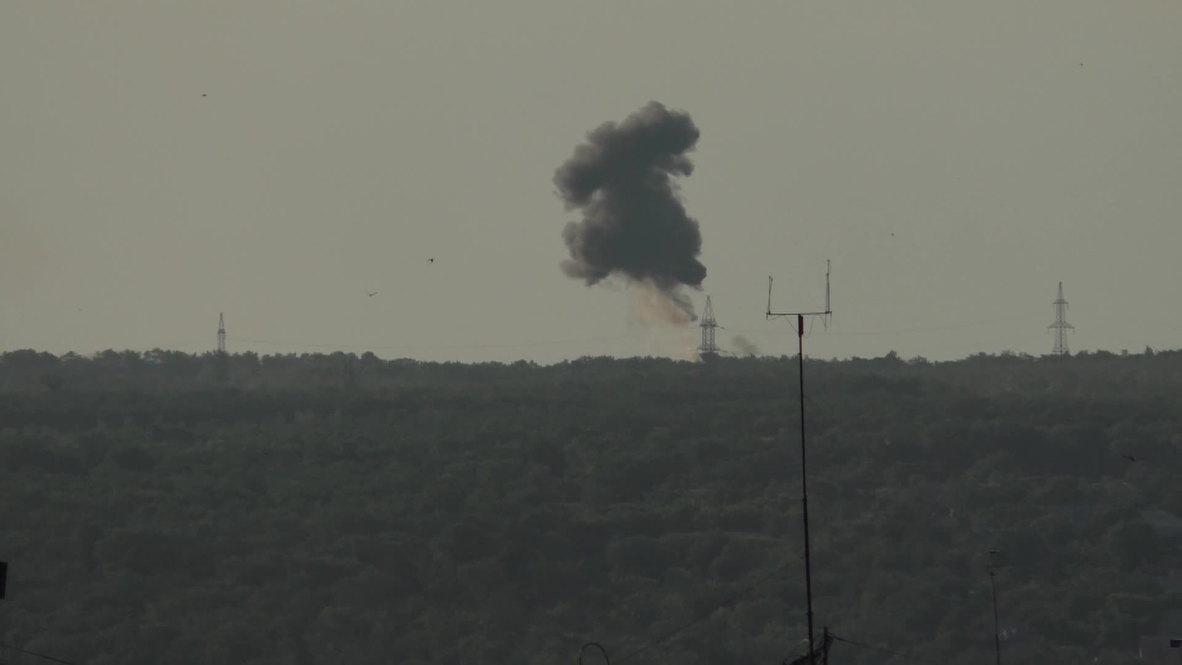 Ukraine: Lugansk sees heavy shelling in Kiev 'anti-terror' operation