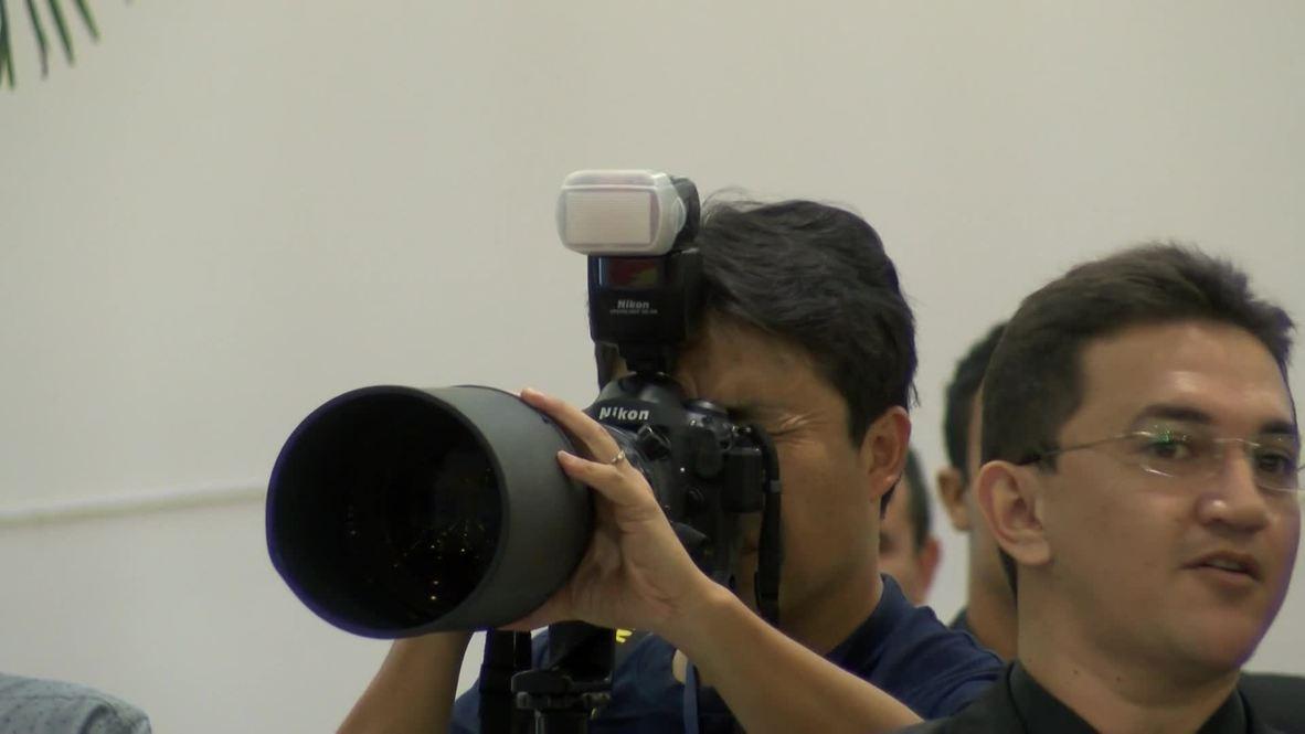 Brazil: BRICS leaders join hands for photo shoot