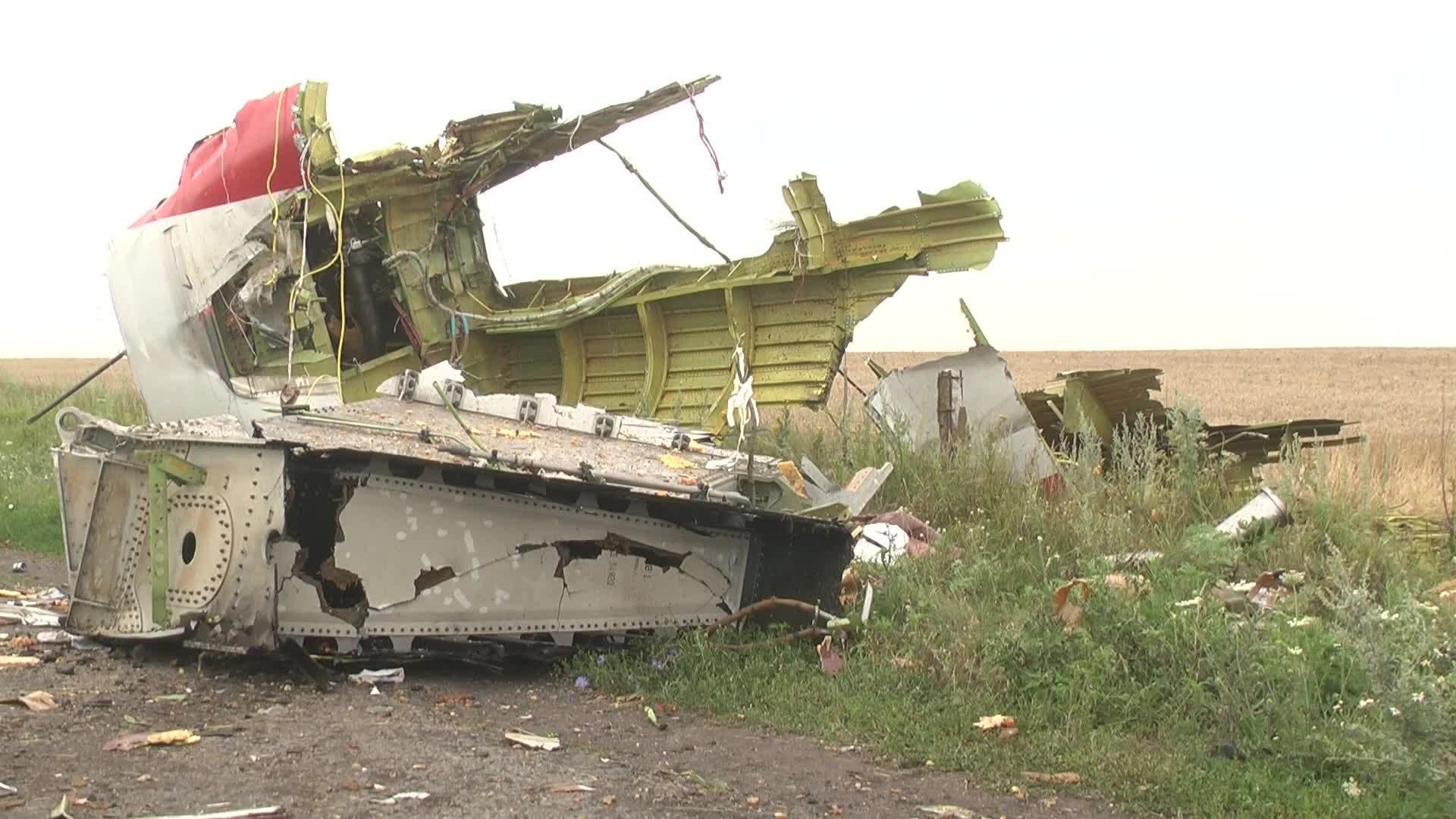 Bodies Rained Down On Ukraine Village After Plane Was Shot