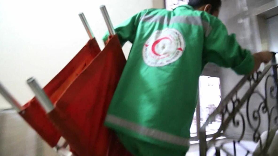State of Palestine: Two journalists injured in Gaza airstrike
