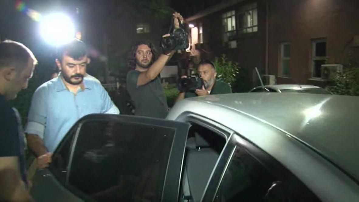 Turkey: Anti-terror units arrest corruption investigators