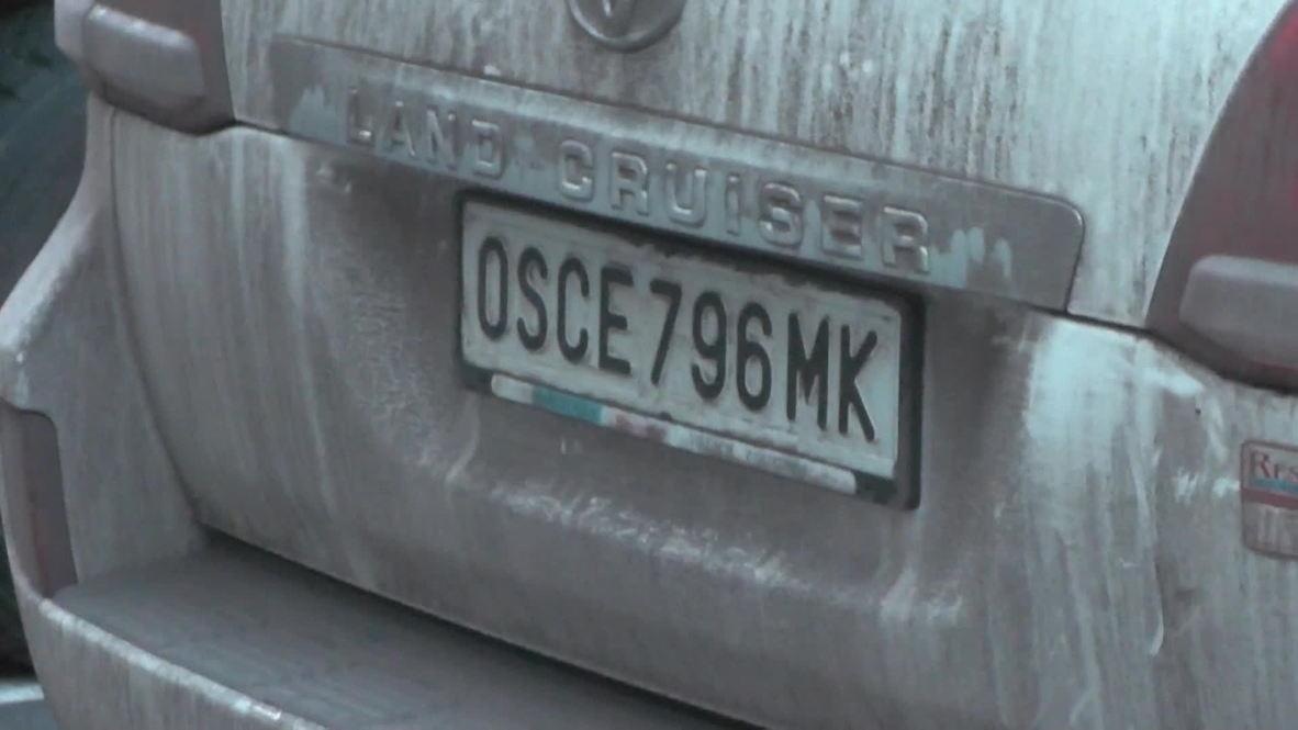 Ukraine: Australian Federal Police arrive in Donetsk