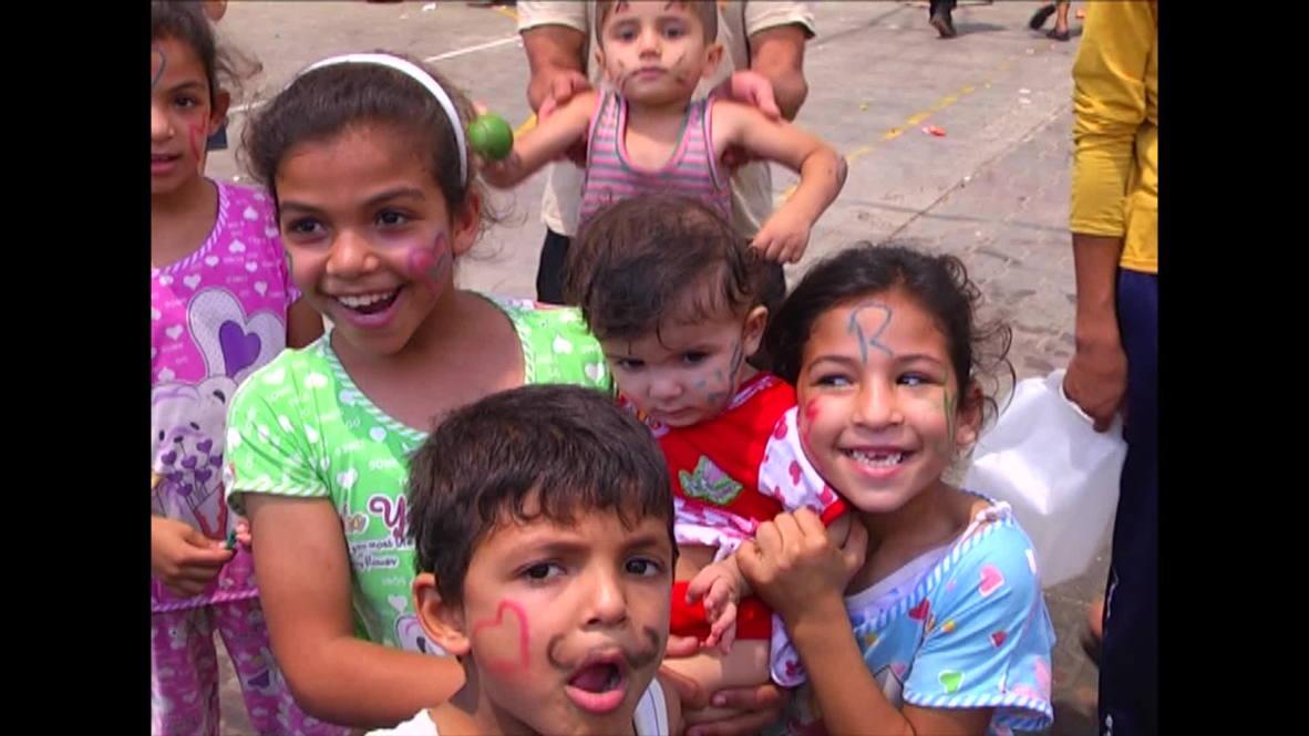 State of Palestine: Children in Gaza celebrate Eid despite ceasefire end