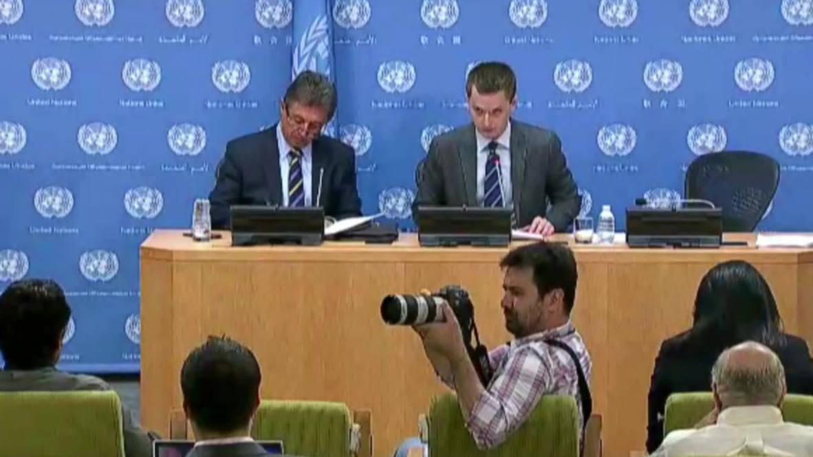 "USA: ""Conclusive evidence"" anti-Kiev ""terrorists"" downed MH17, says Sergeyev"