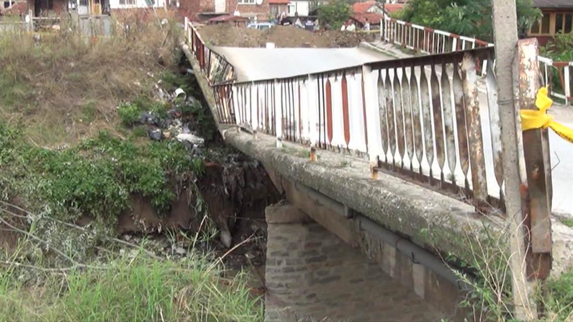Bulgaria: Severe flooding rips through Bulgarian villages