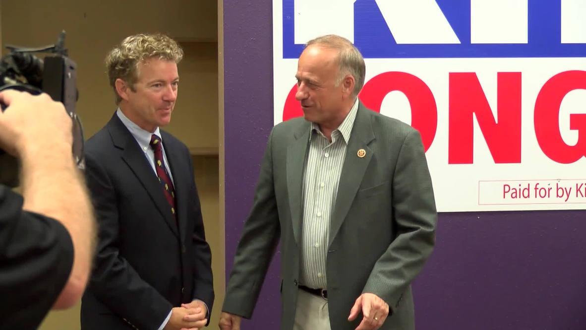 USA: Rand Paul says he's mulling presidential run