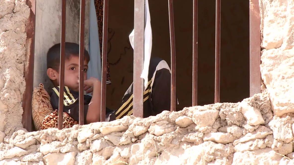 Iraq: More Iraqis flee to Kurdistan region to escape ISIS - POOL