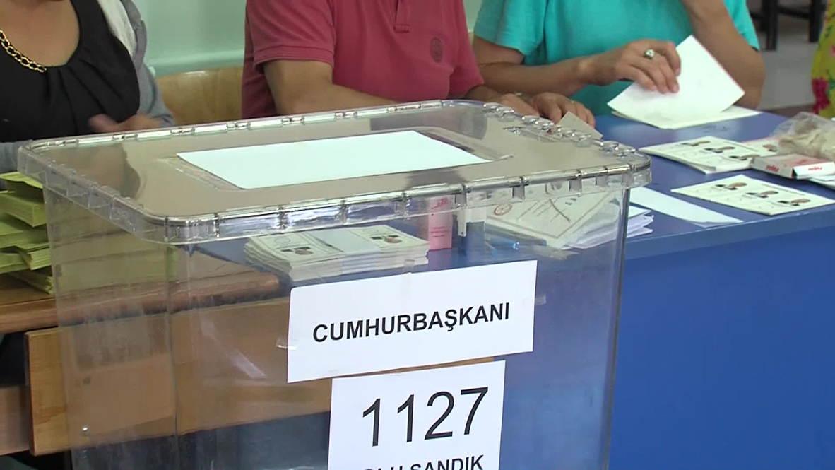 Turkey: Ankara votes in landmark presidential election