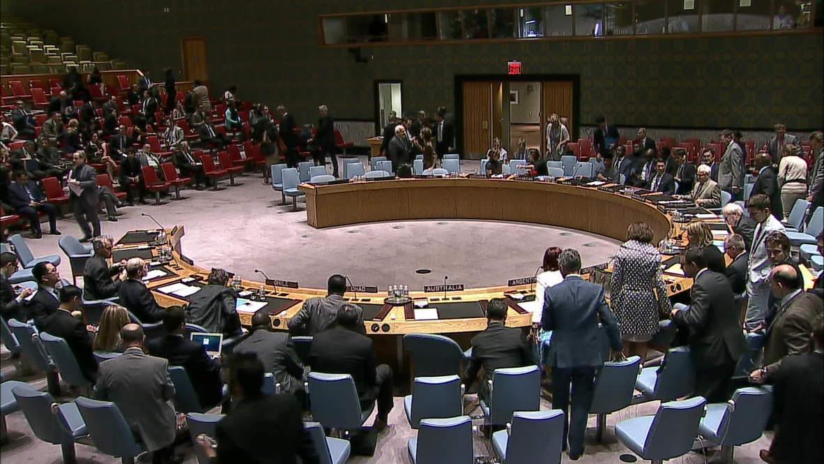 UN: UN calls for Gaza ceasefire extension POOL