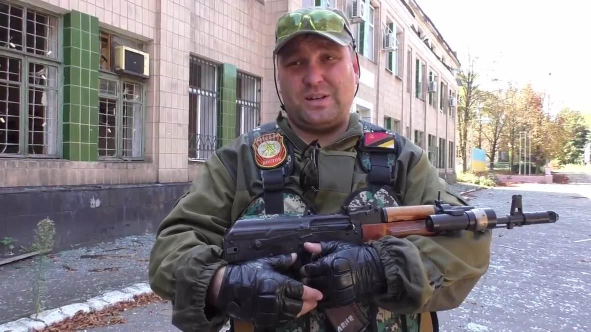 Ukraine: Poroshenko's 'ceasefire' met with skeptism by E. Ukraine troops