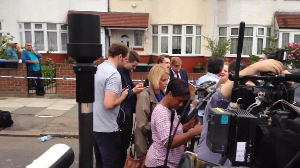UK: 'Machete madman' arrested after woman found beheaded in garden