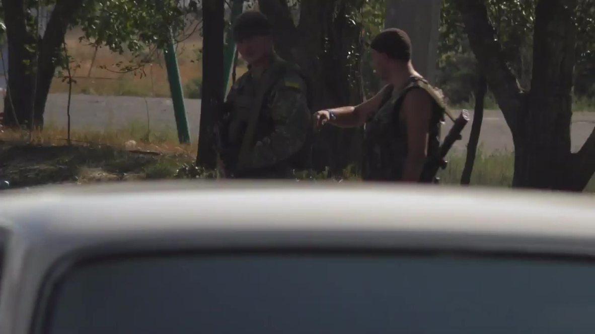 Ukraine: Sporadic battles threaten ceasefire as Mariupol sees skirmishes
