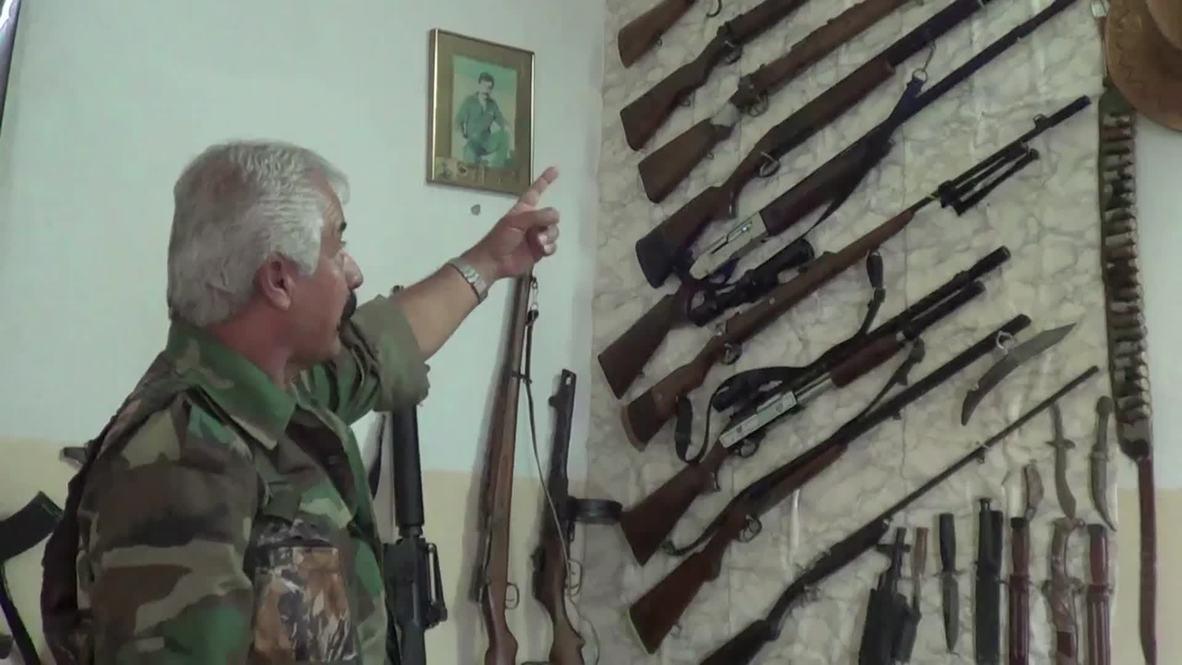Iraq: Christian militia fights the Islamic State