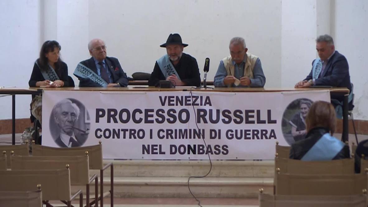 Italy: Obama, Poroshenko judged for war crimes in Ukraine