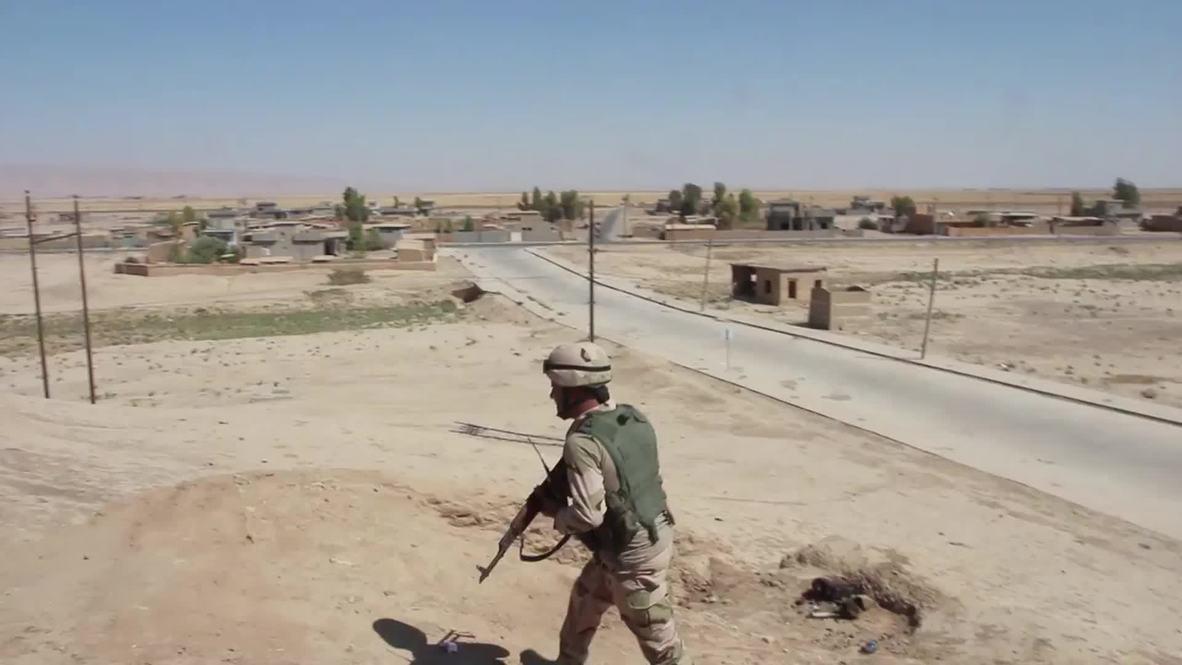 Iraq: Peshmerga clear out Baqrt street by street