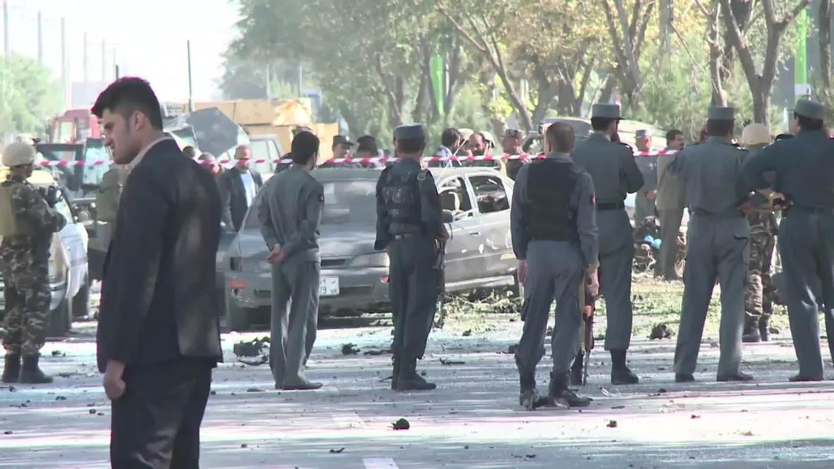 Afghanistan: Foreigners killed in U.S. embassy blast