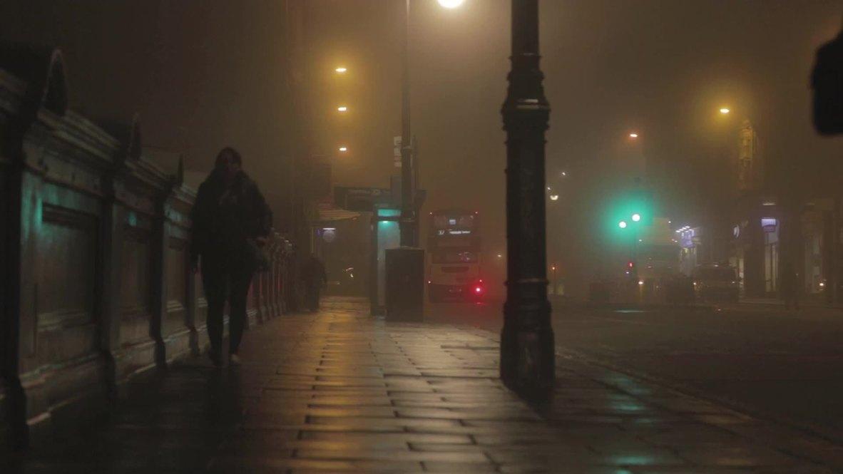 UK: Edinburgh braced on decision day