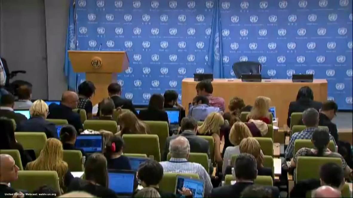 USA: 'Ukraine turmoil result of Euro-Atlantic security crisis' - Lavrov