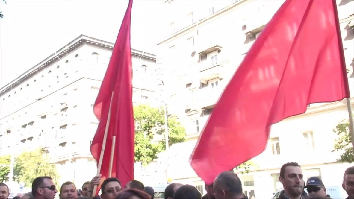 Bulgaria: Flashmob backs Russian South Stream as power prices rocket