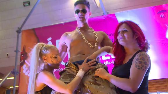 sexy Strippers Pornos