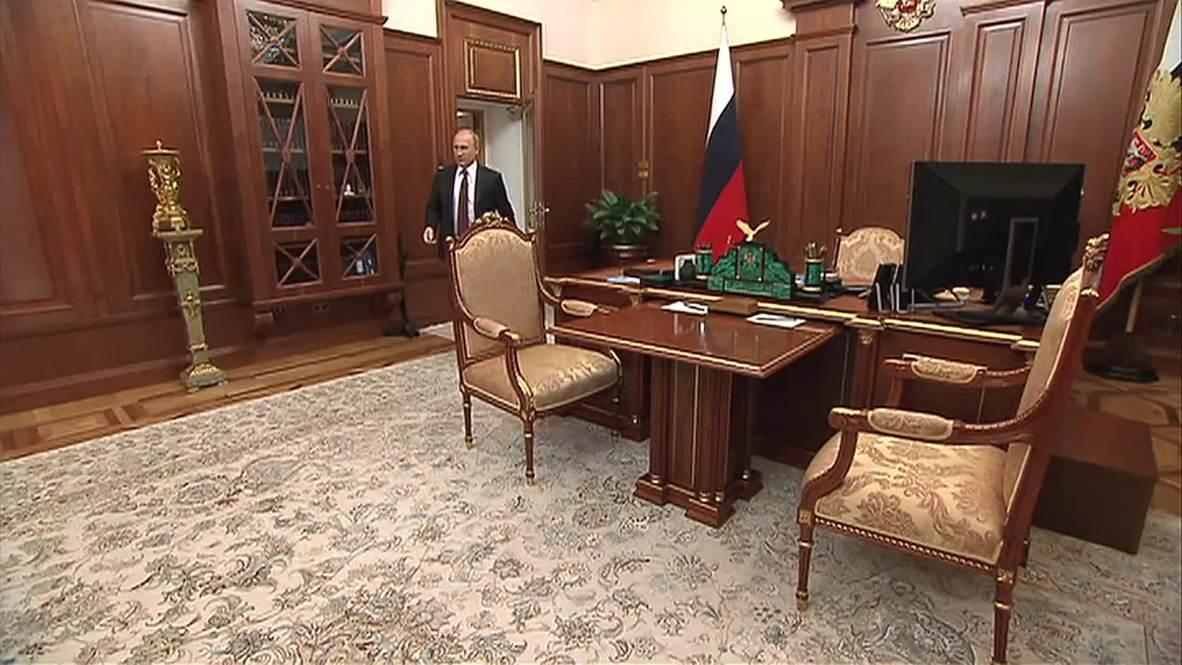Russia: Putin praises Rostov solidarity with E. Ukraine refugees