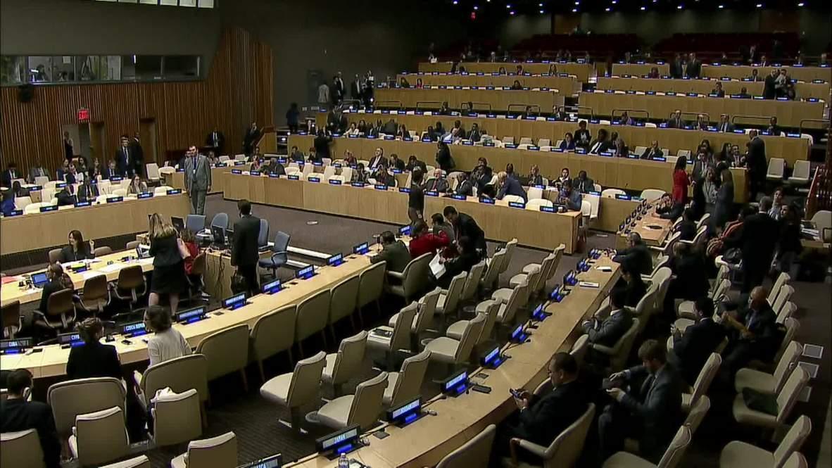 "USA: ""Ebola can be defeated"" - UN Deputy Secretary-General"