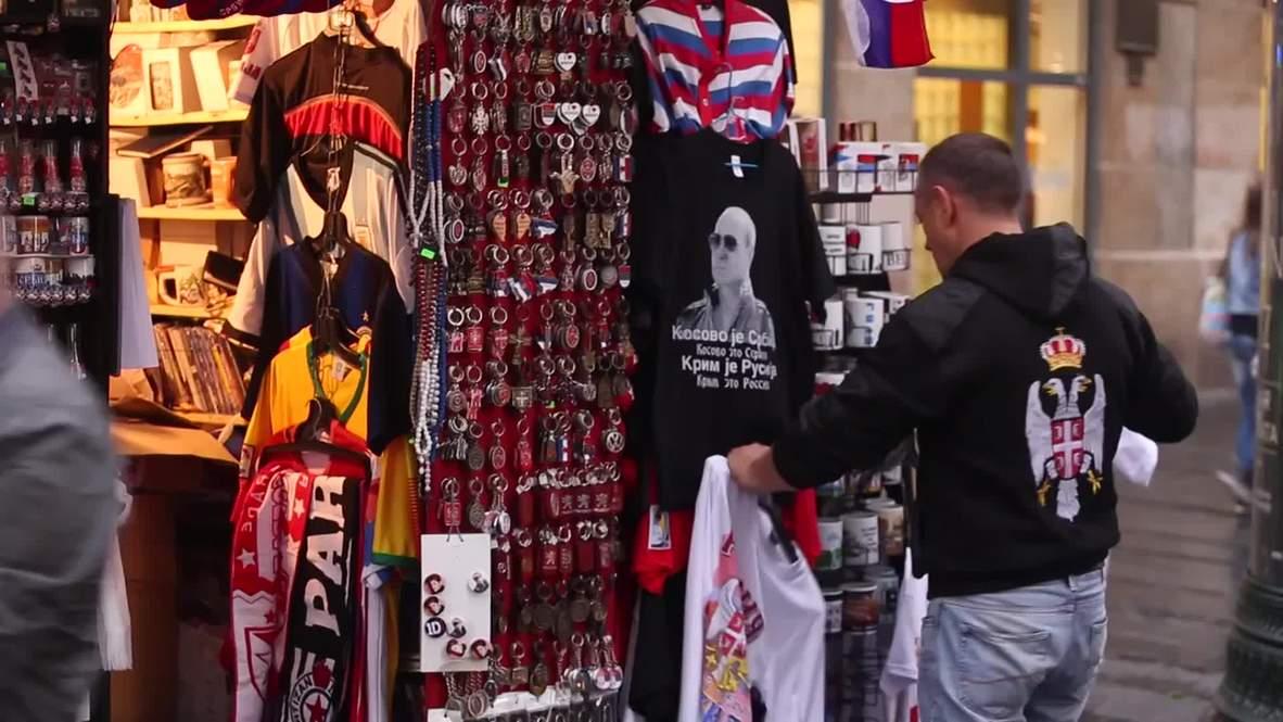 Serbia: Putin-mania takes over Belgrade