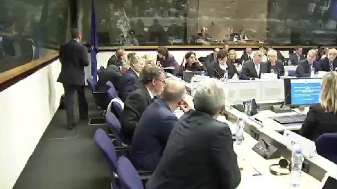 Belgium: EU to strengthen Ebola screening