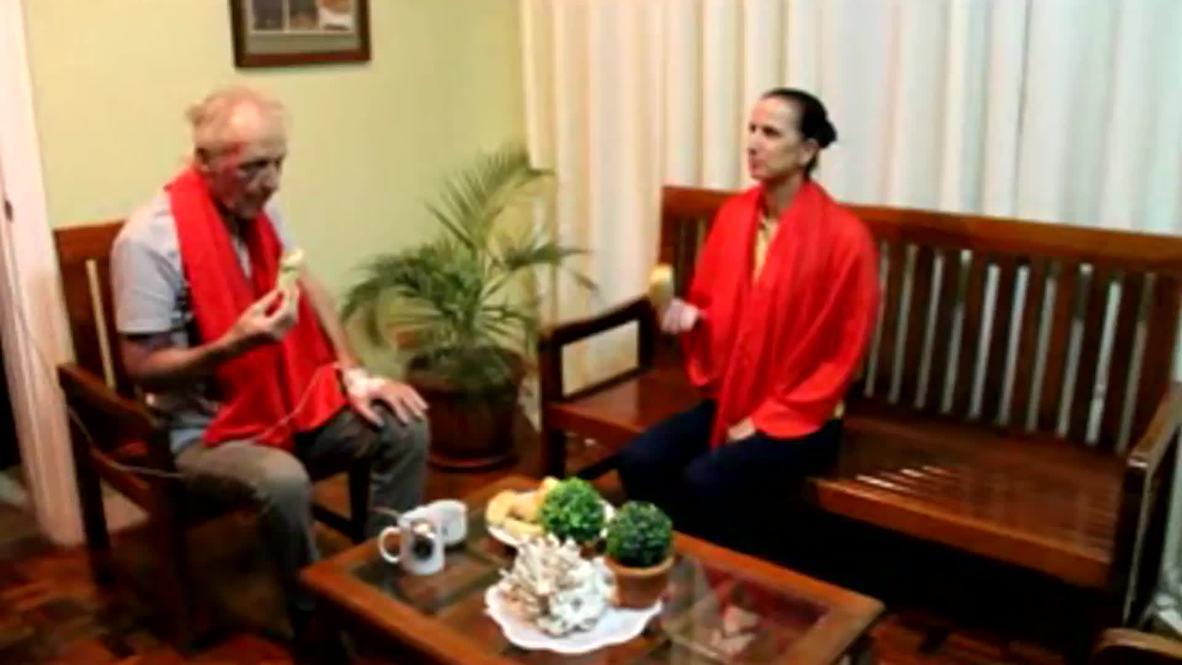 Philippines: German hostage couple freed by Abu Sayyaf militants