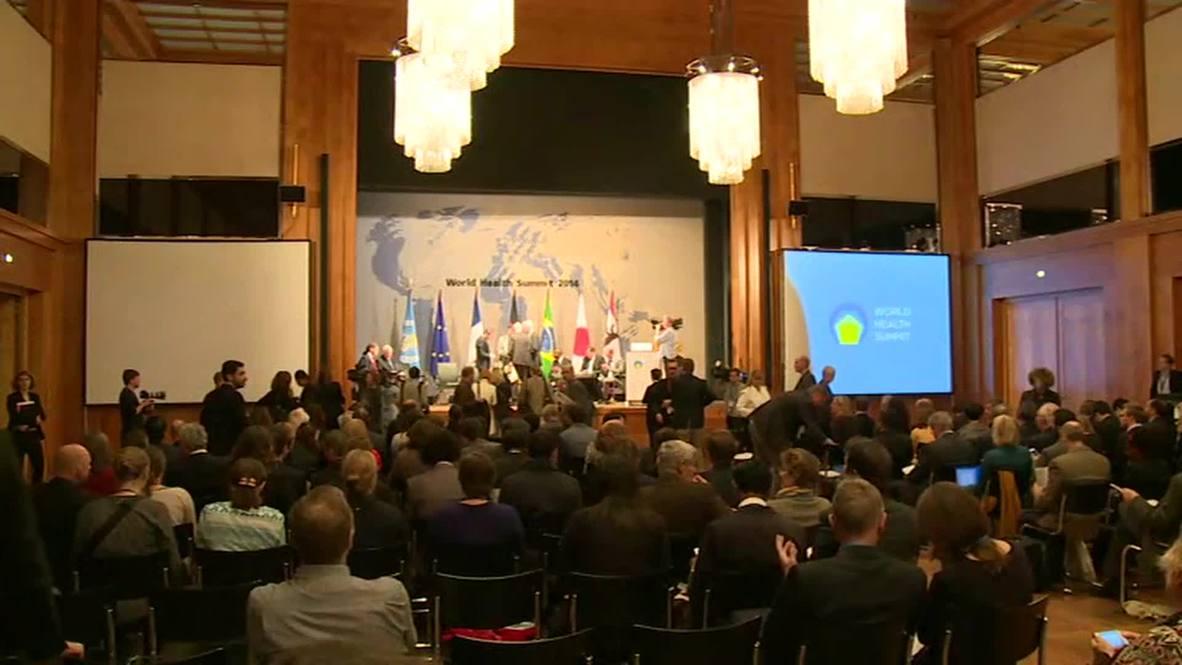Germany: Rwanda braces for Ebola, explains preventative measures