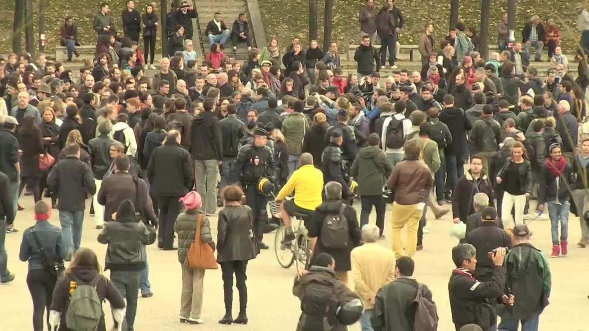 France: Thousands storm Paris streets against police brutality, 78 arrested