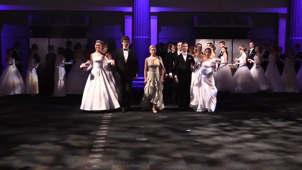 UK: High society! See Olga Kurylenko and more at breathtaking Russian Ball