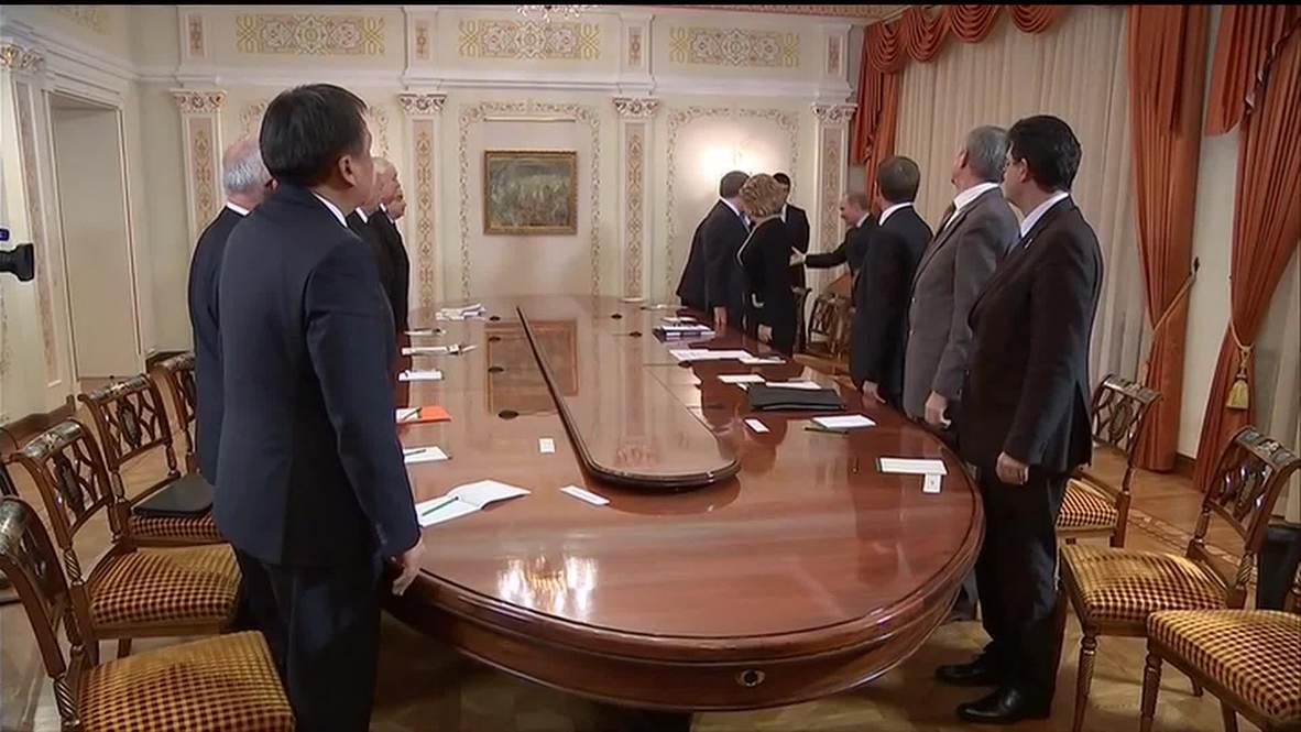 Russia: Putin offers help to Afghanistan after international troop withdrawal