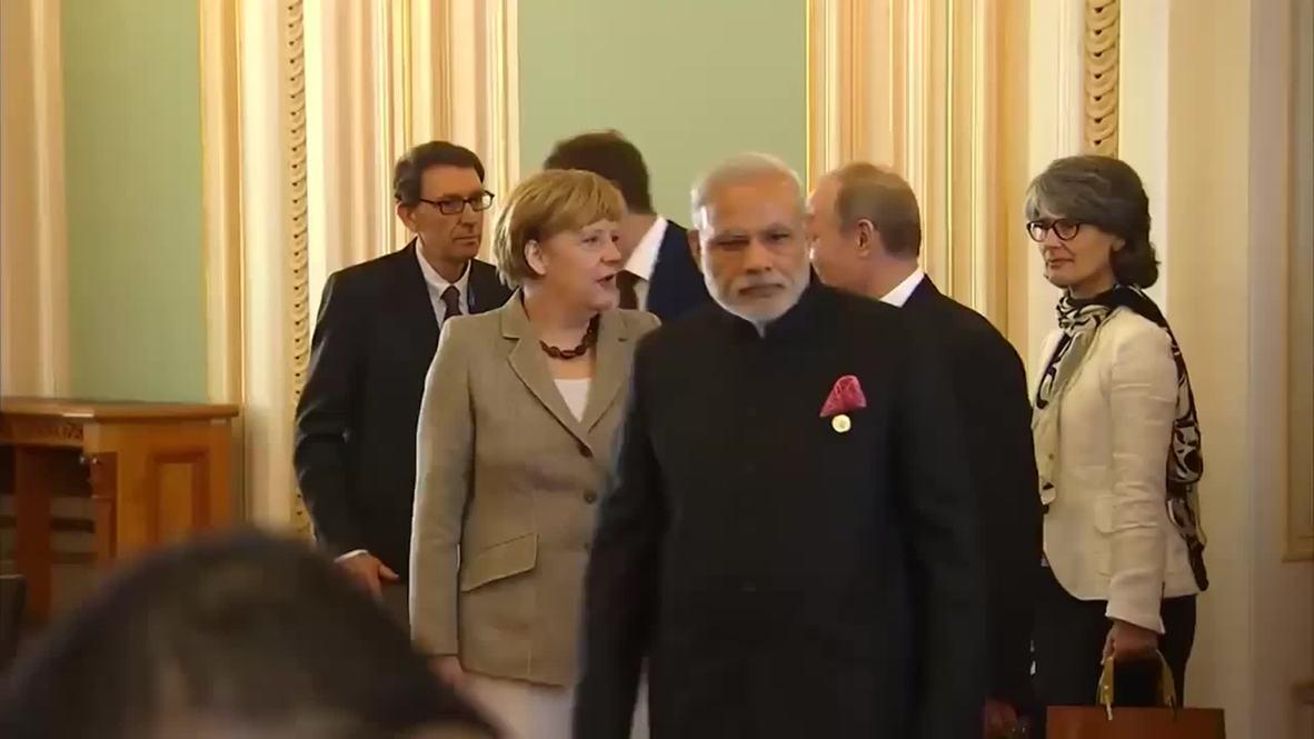 Australia: Putin, Obama, Xi and more gather as G-20 kicks off