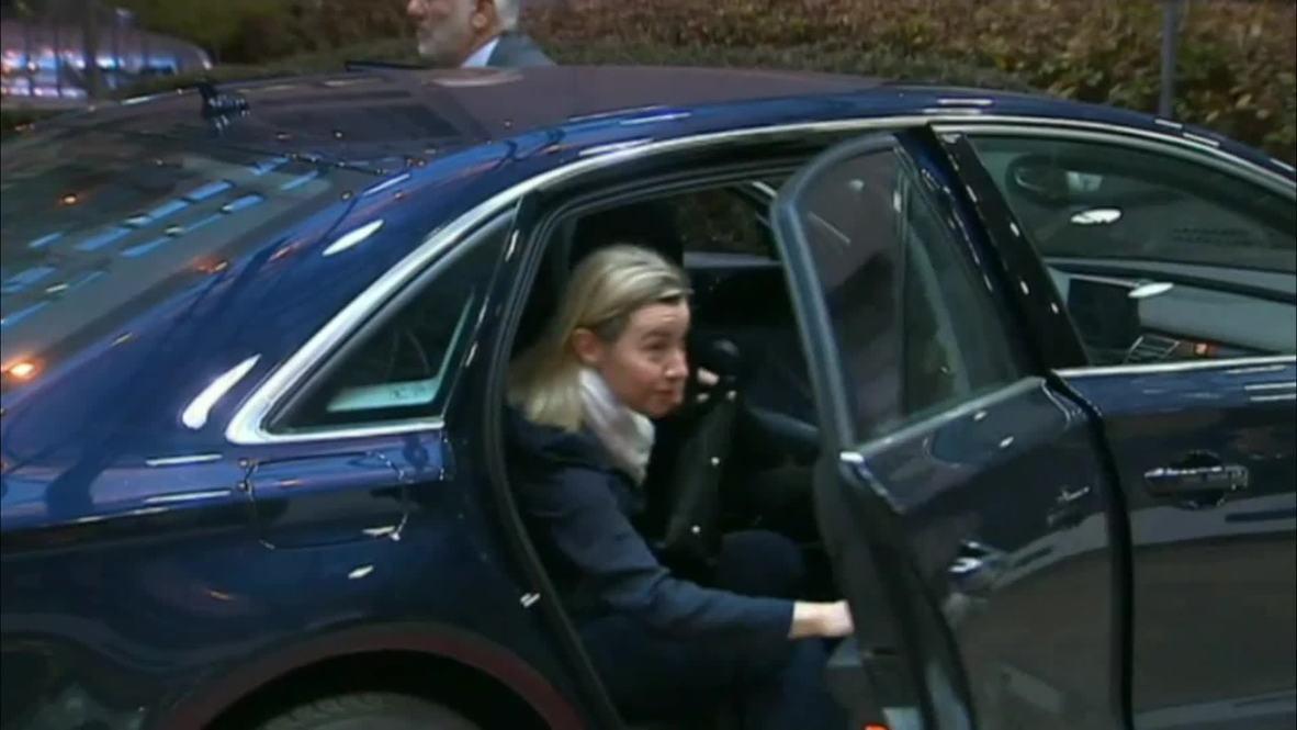 "Belgium: ""It's time EU turns focus away from sanctions"" - Mogherini"