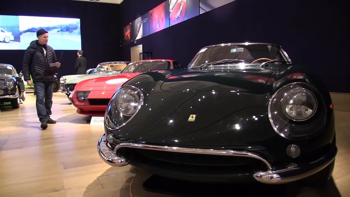 """UK: Buy Elton John's old Ferrari for """"just"""" £220,000 - £280,000"""