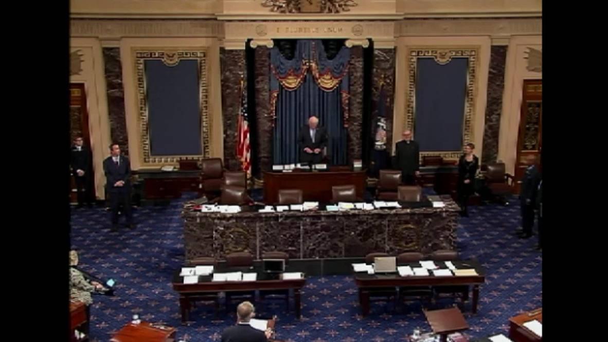 "USA: CIA's interrogation techniques ""ineffective"" and ""unnecessary"" - CIA 'torture report'"
