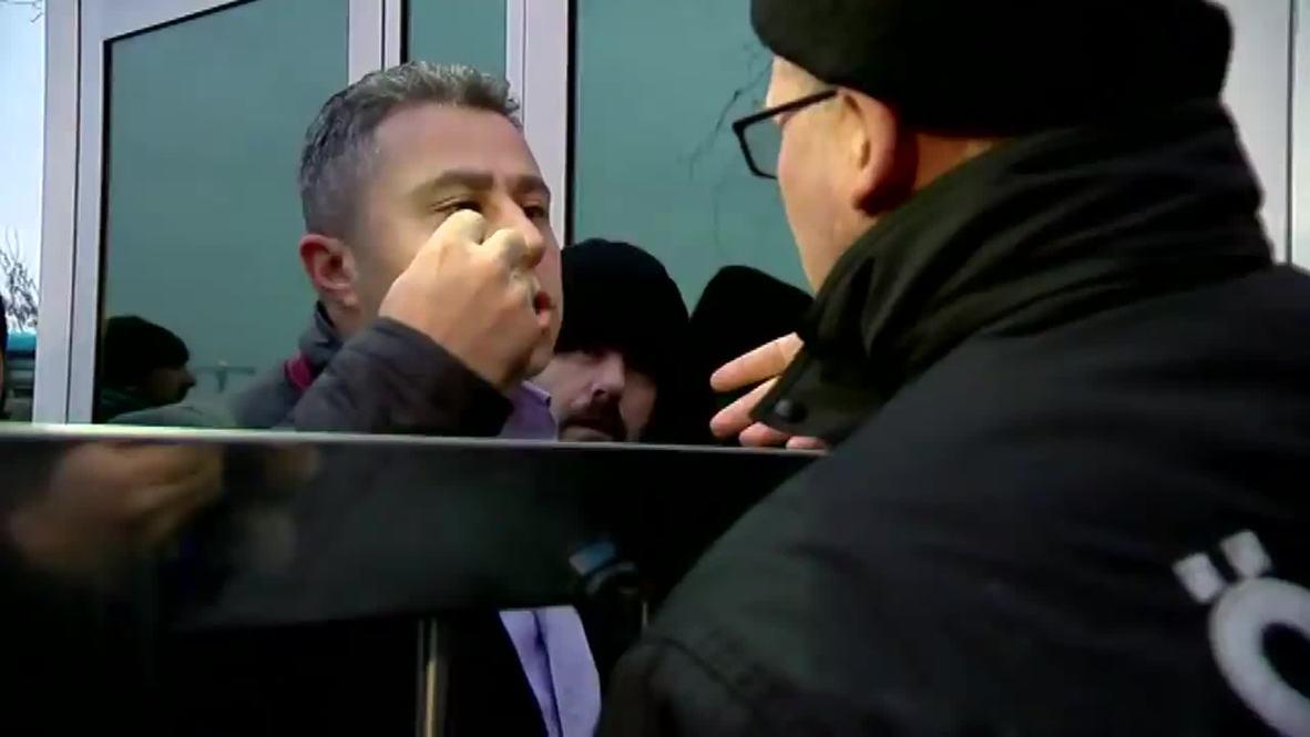 Turkey: Police attempt to illegally detain dozens of journalists