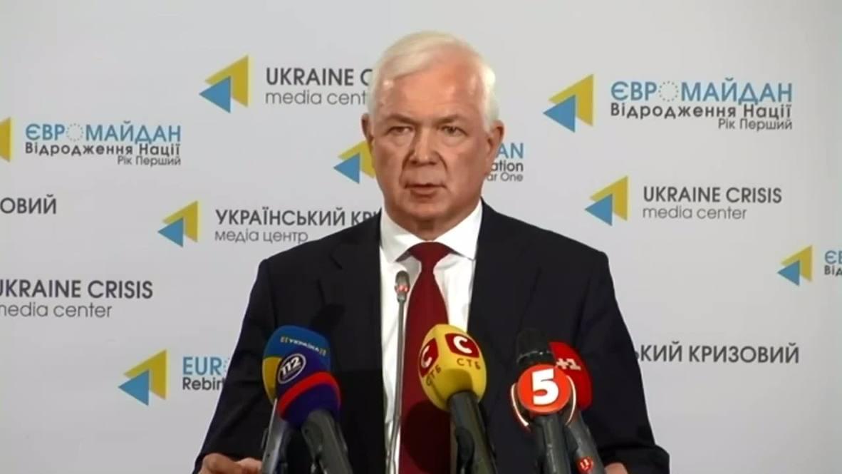 """Ukraine: """"Third Maidan coming!"""" - Ex-Intelligence Chief Nikolai Malomuzh"""