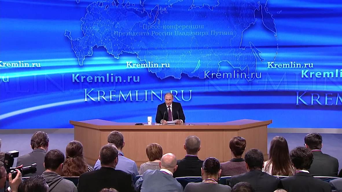Russia: 'Economy will bounce back, 2 yrs in worst-case scenario' - Putin