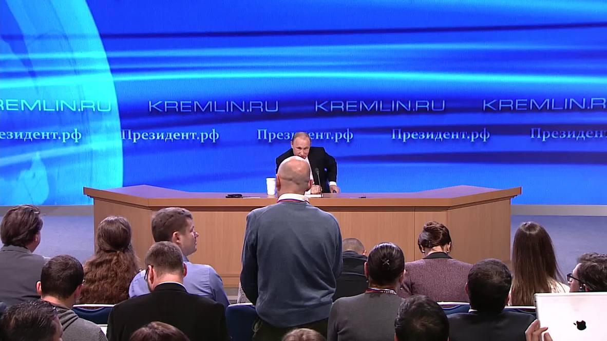 Russia: 'Combatants in E. Ukraine followed call of their heart' – Putin