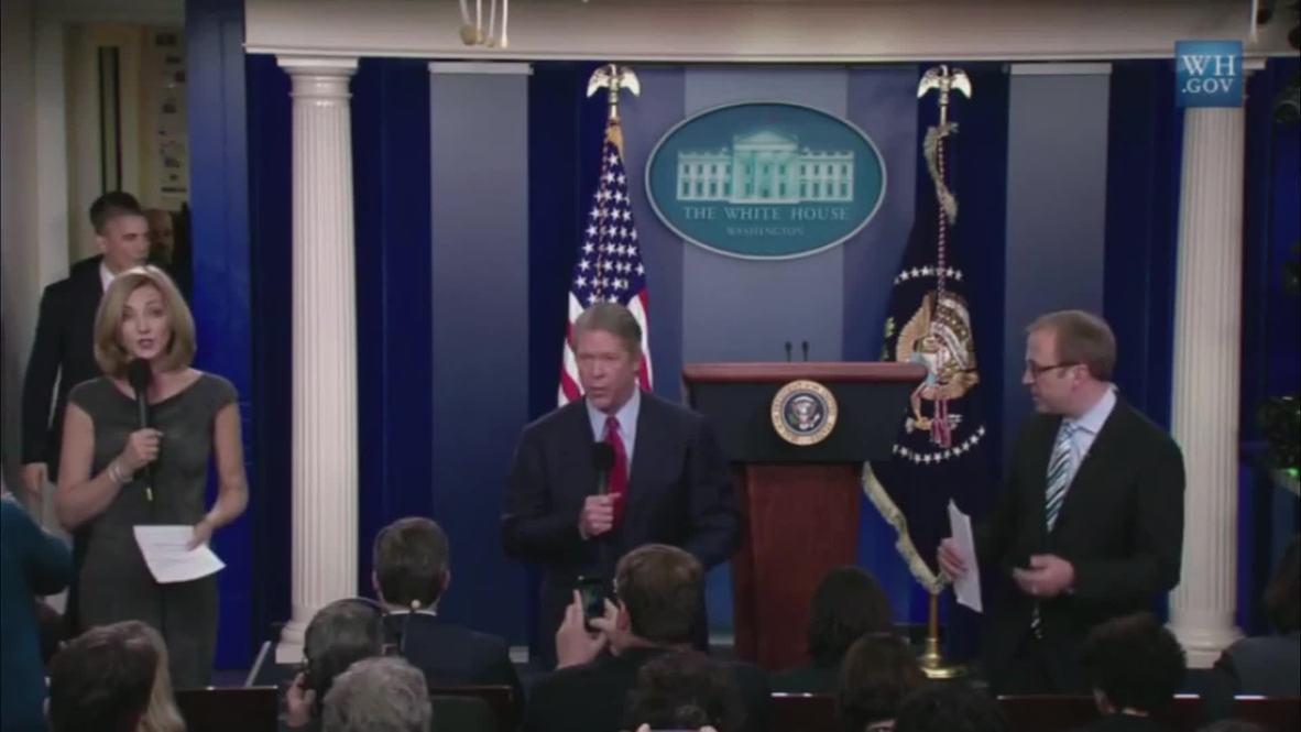 USA: 'New U.S. policy will change Cuban society,' says U.S. President Barack Obama