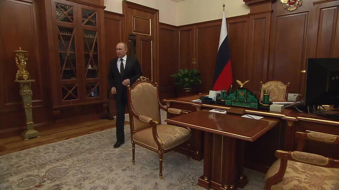 Russia: EMERCOM reduces grave emergencies by 20 percent